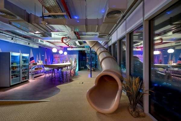 Kantor Google Tel Aviv