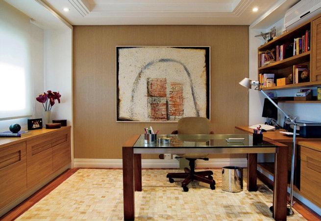 desain ruangan kerja di rumah
