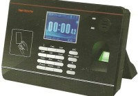 mesin absensi finger print time tech f20
