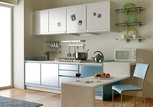 13 Desain Kitchen Set Minimalis Untuk Dapur Rumah Modern