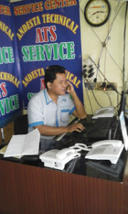 Customer Service AC di BSD